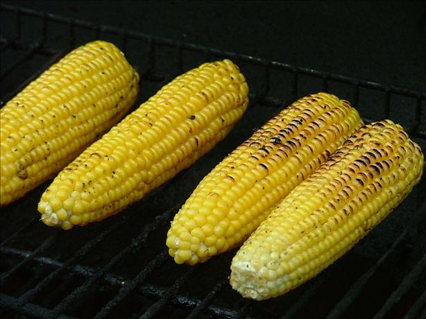 Grilled Corn with Jalapeno Lime Butter | A Recipe A Day