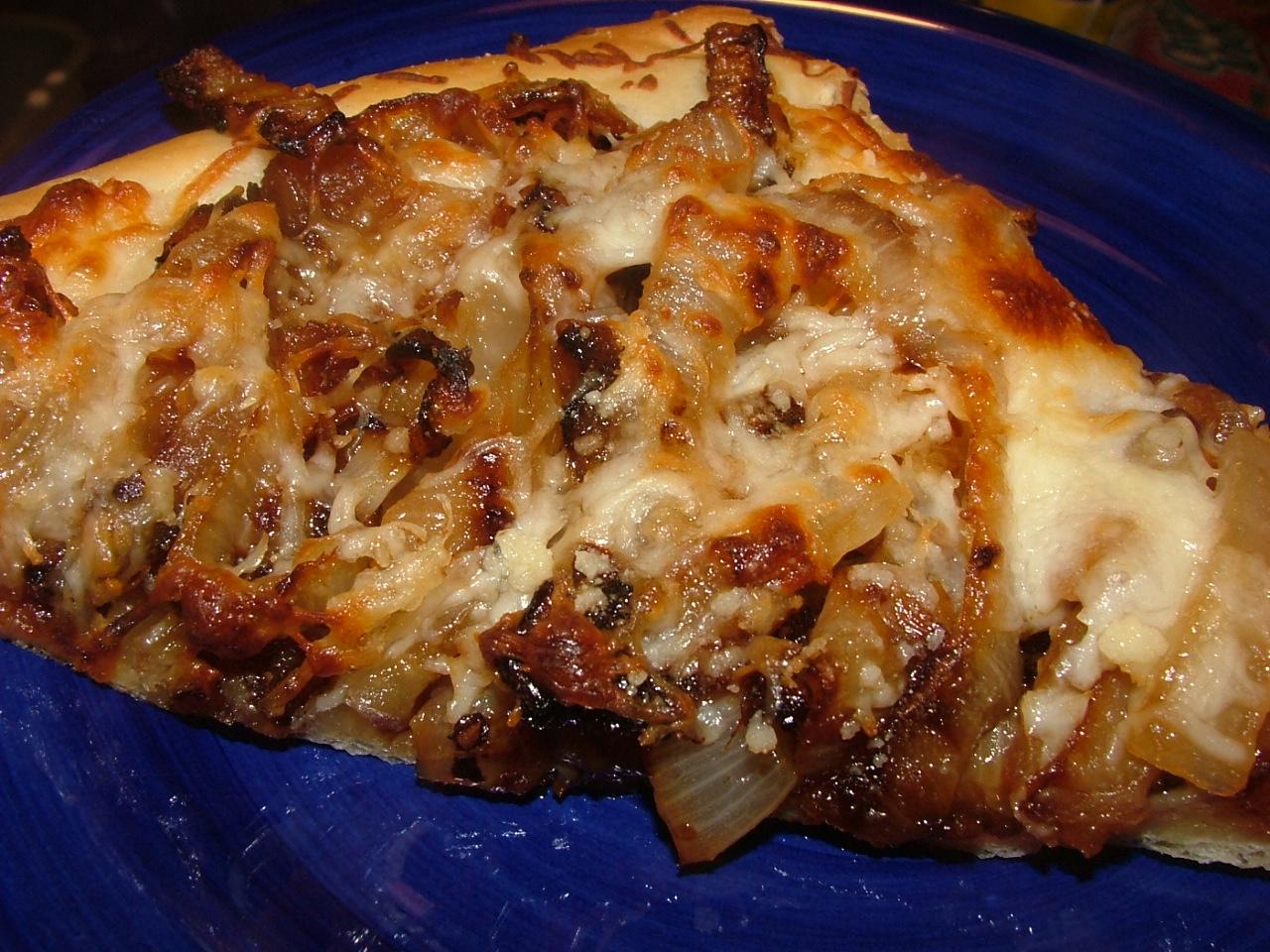 Caramelized Onion Foccacia Bread Machine A Recipe A Day