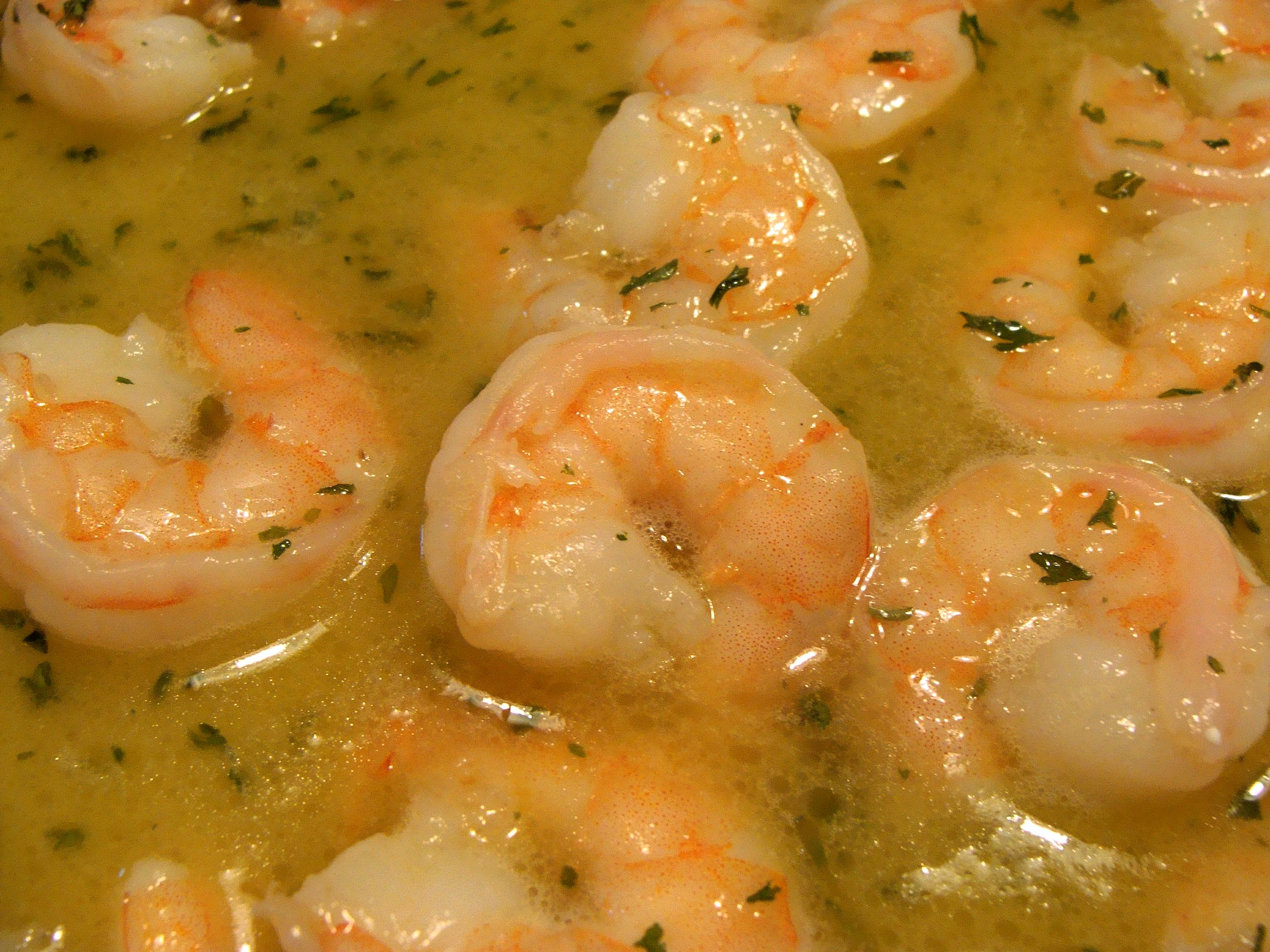 Easy Shrimp Scampi A Recipe A Day