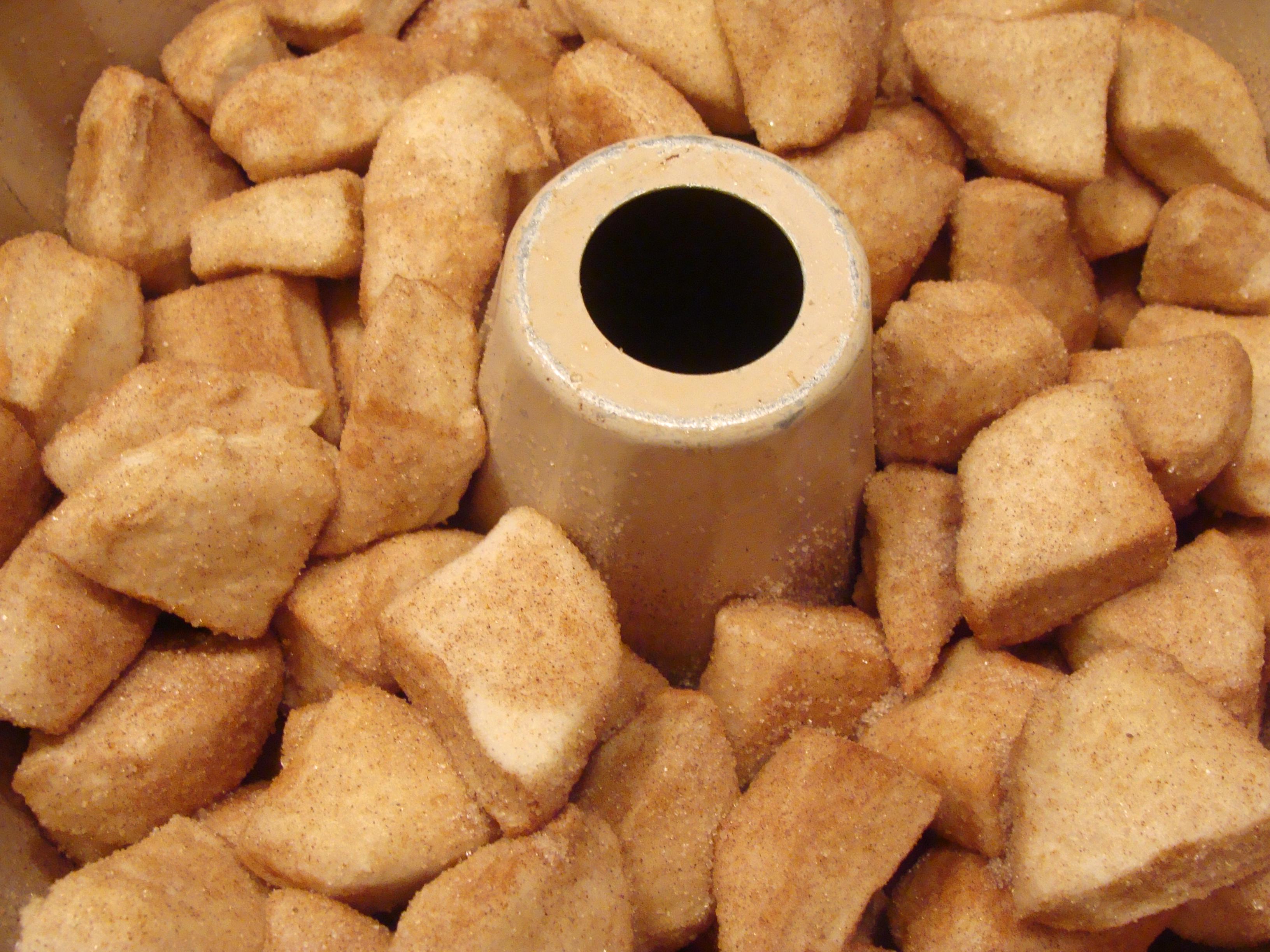 Monkey Bread Biscuits Bundt Pan Biscuits in Bundt Pan