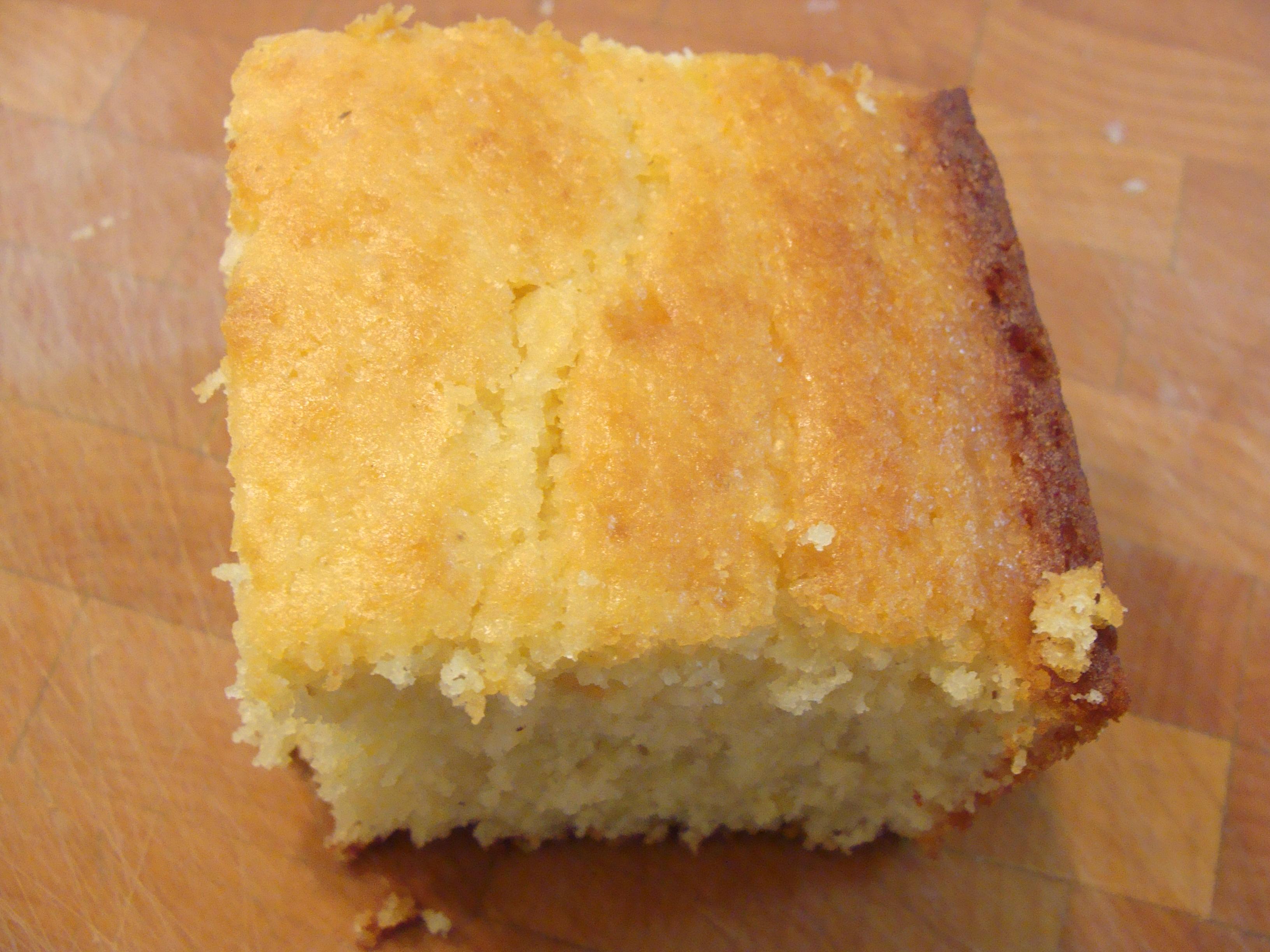 TWD No More and Sweet Cornbread | A Recipe A Day