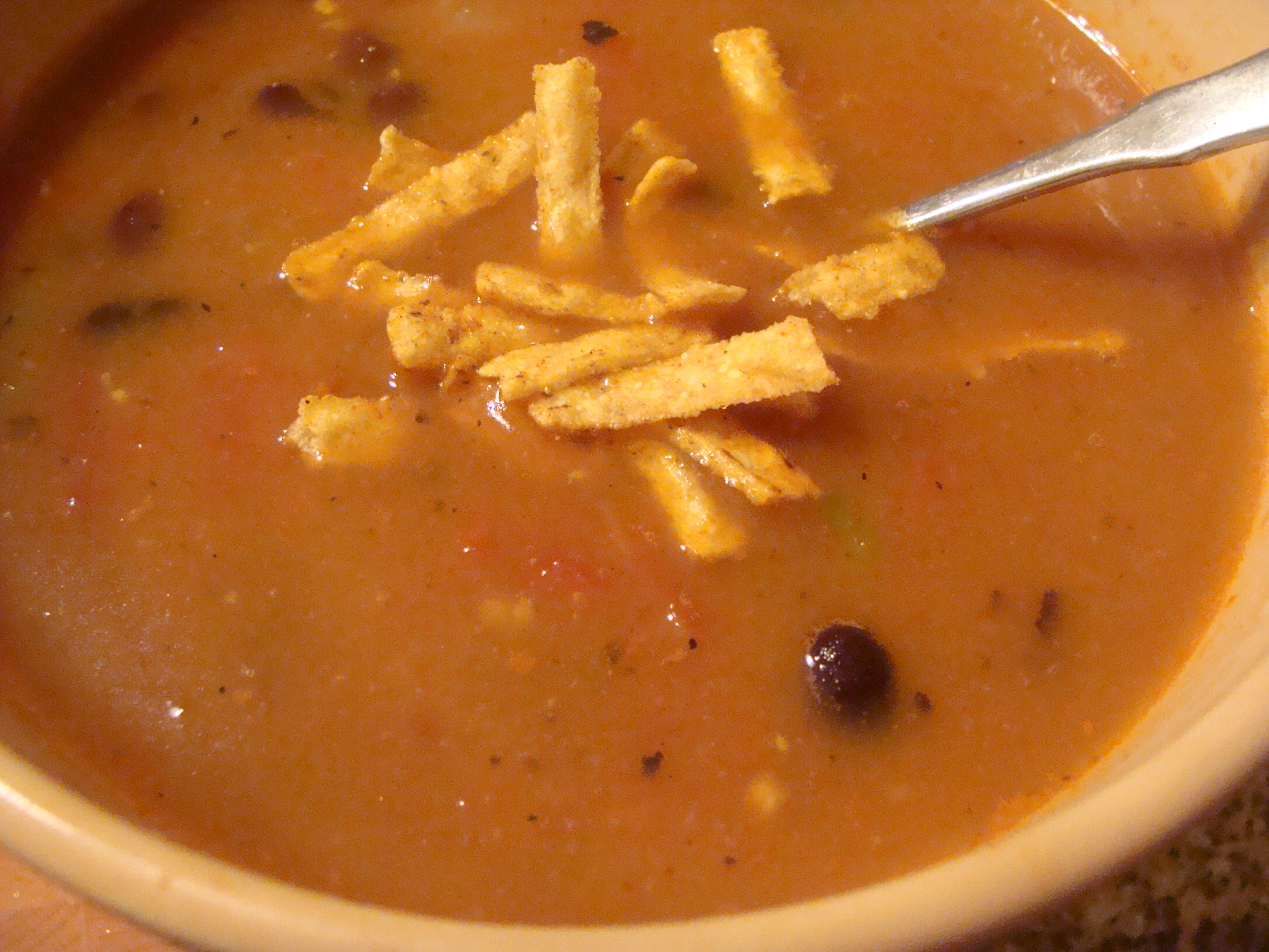 ... tortilla soup mexican style chicken tortilla chicken tortilla soup