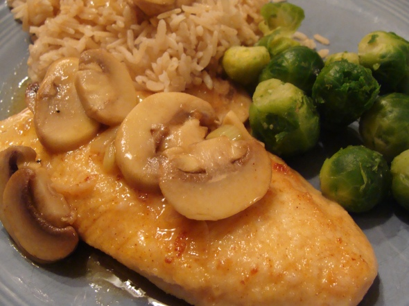 skillet-chicken-with-mushrooms-004
