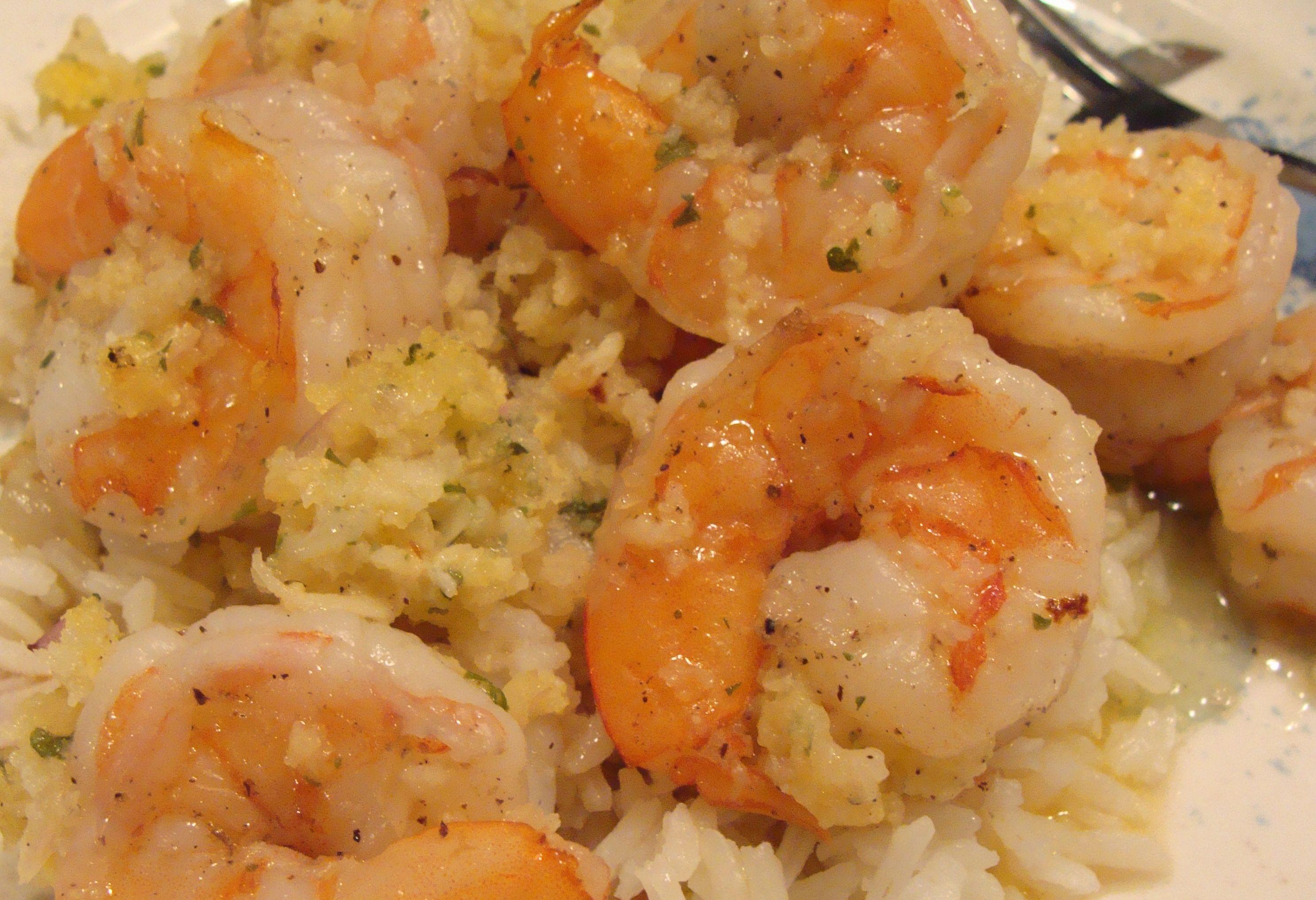 Baked Shrimp Scampi ~ Barefoot Contessa | A Recipe A Day
