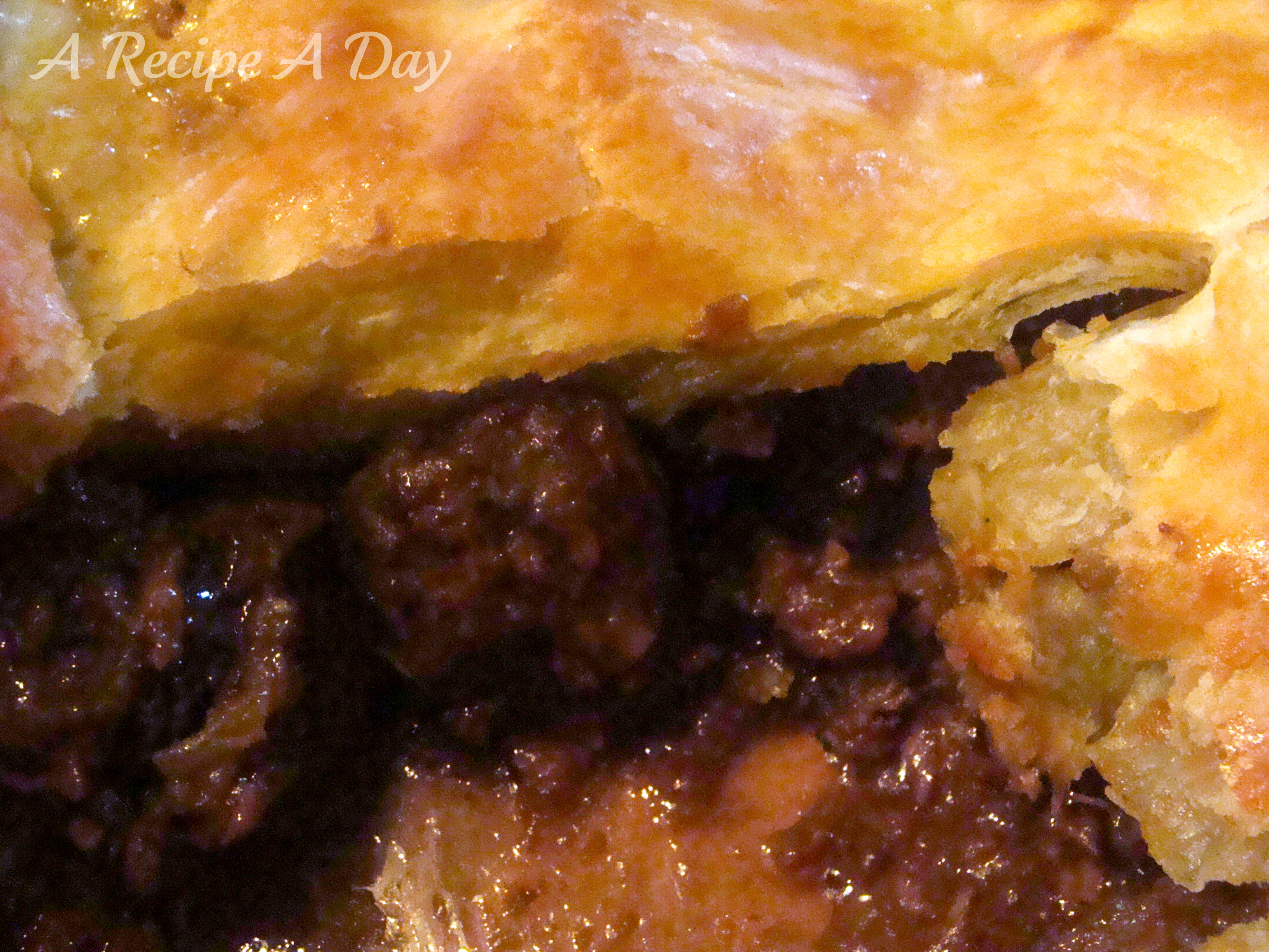 Guinness and Beef Pot Pie | A Recipe A Day