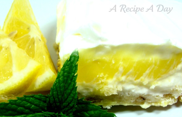 Lemon Cheese Dessert
