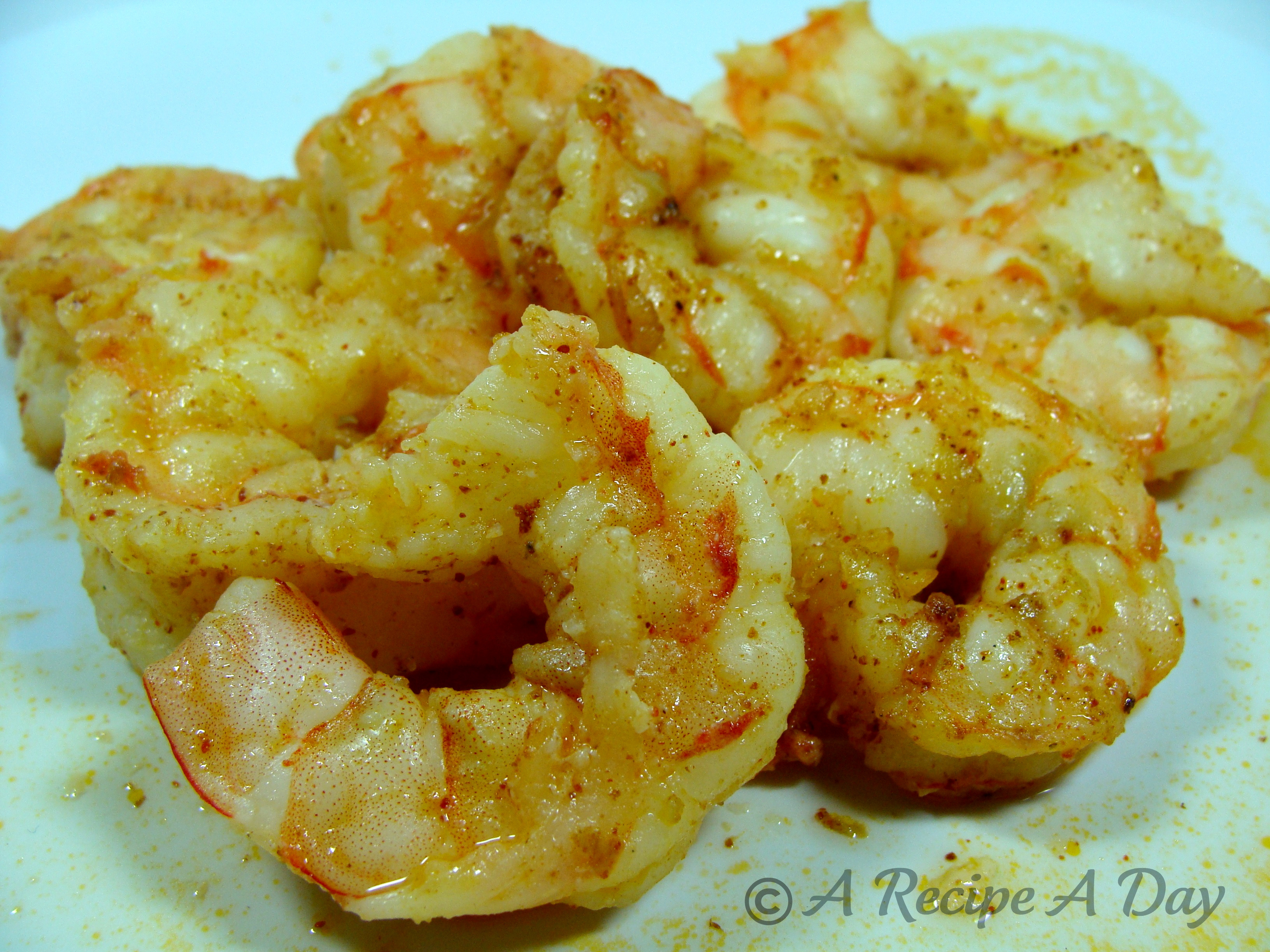Grilled spicy shrimp recipes