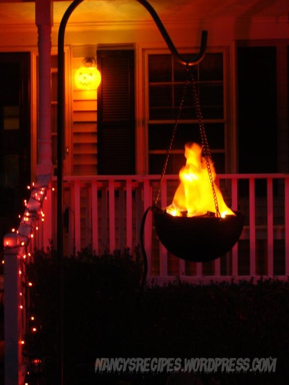 Halloween 2009 Yard 2