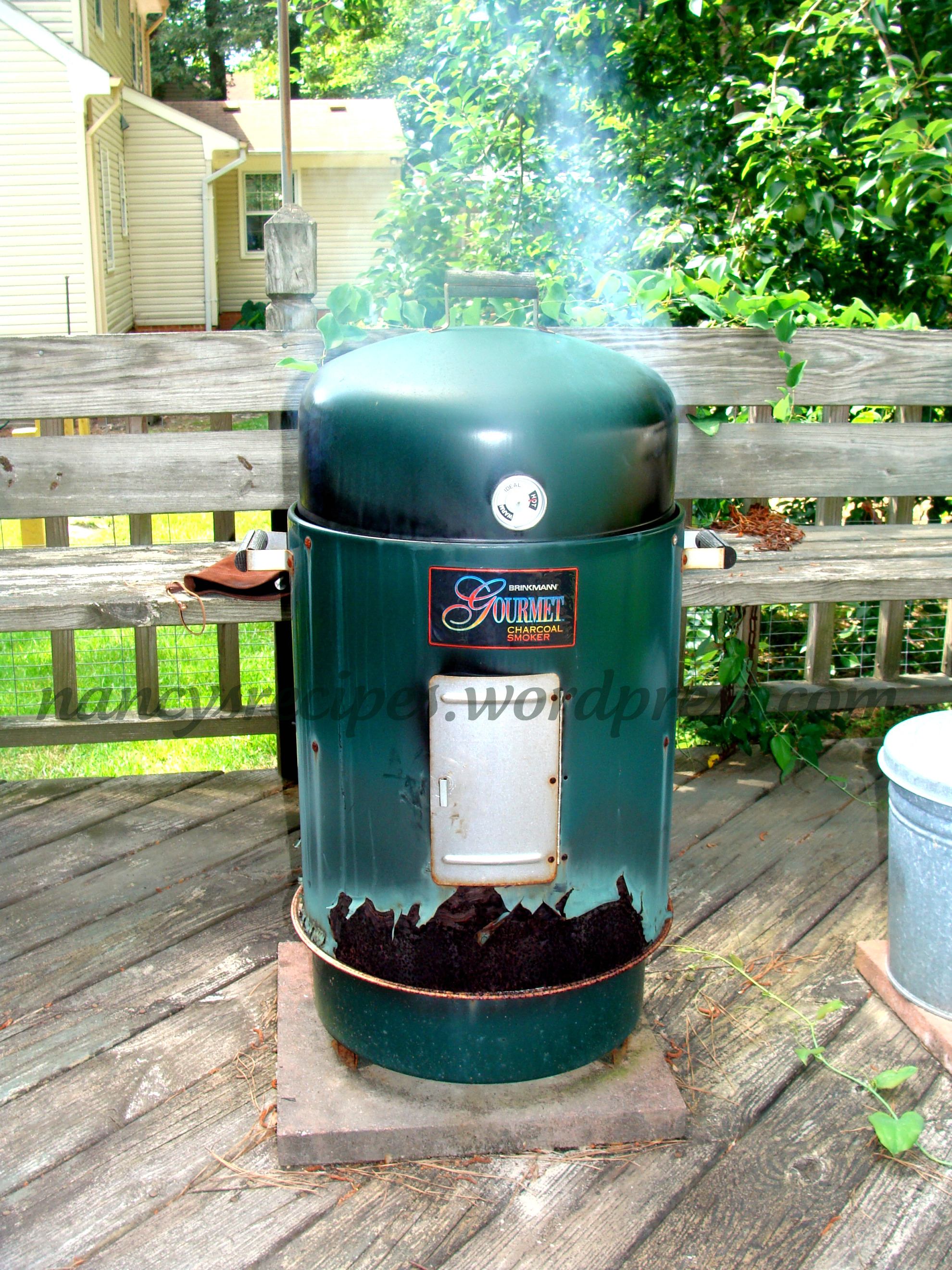 How Much Food Can You Put In A Smoker