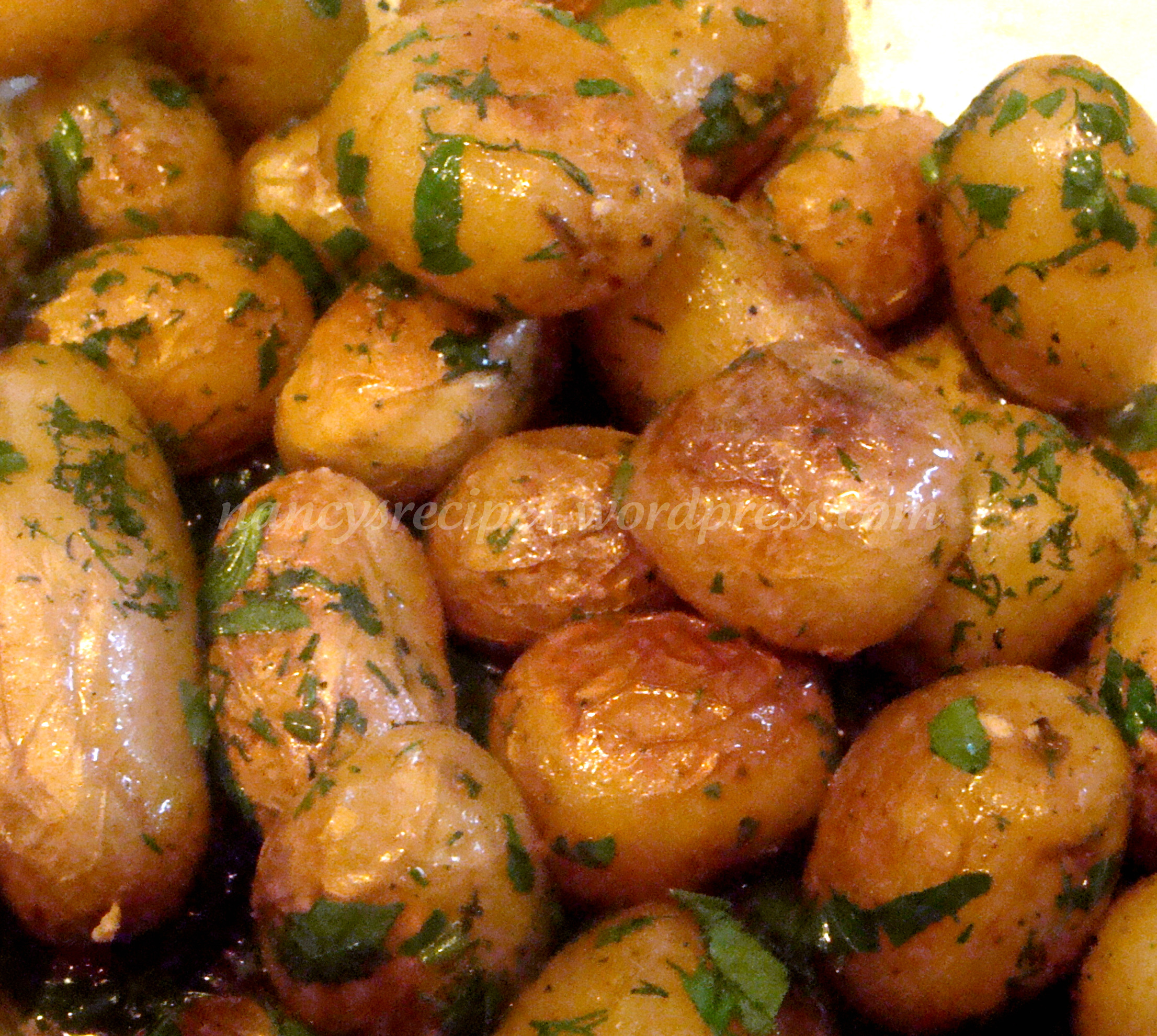 Herbed potatoes barefoot contessa a recipe a day Barefoot contessa recipes
