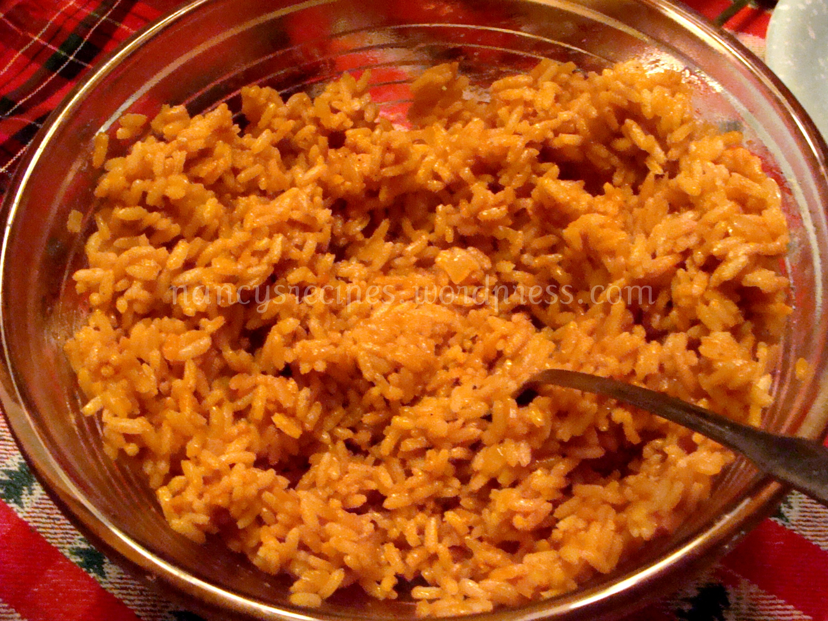Download this Mexican Rice Garden... picture