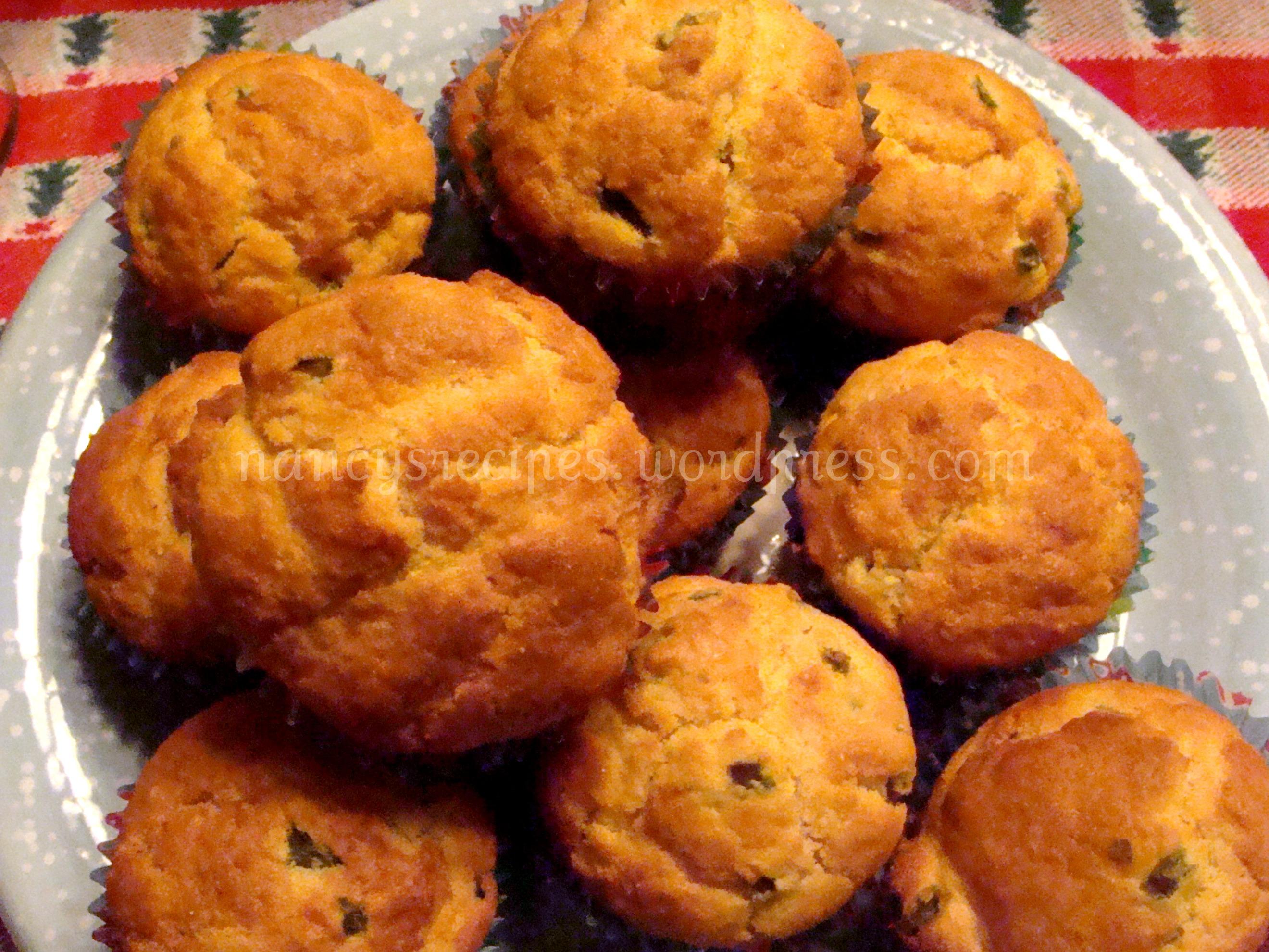 Spicy Corn Muffins A Recipe A Day