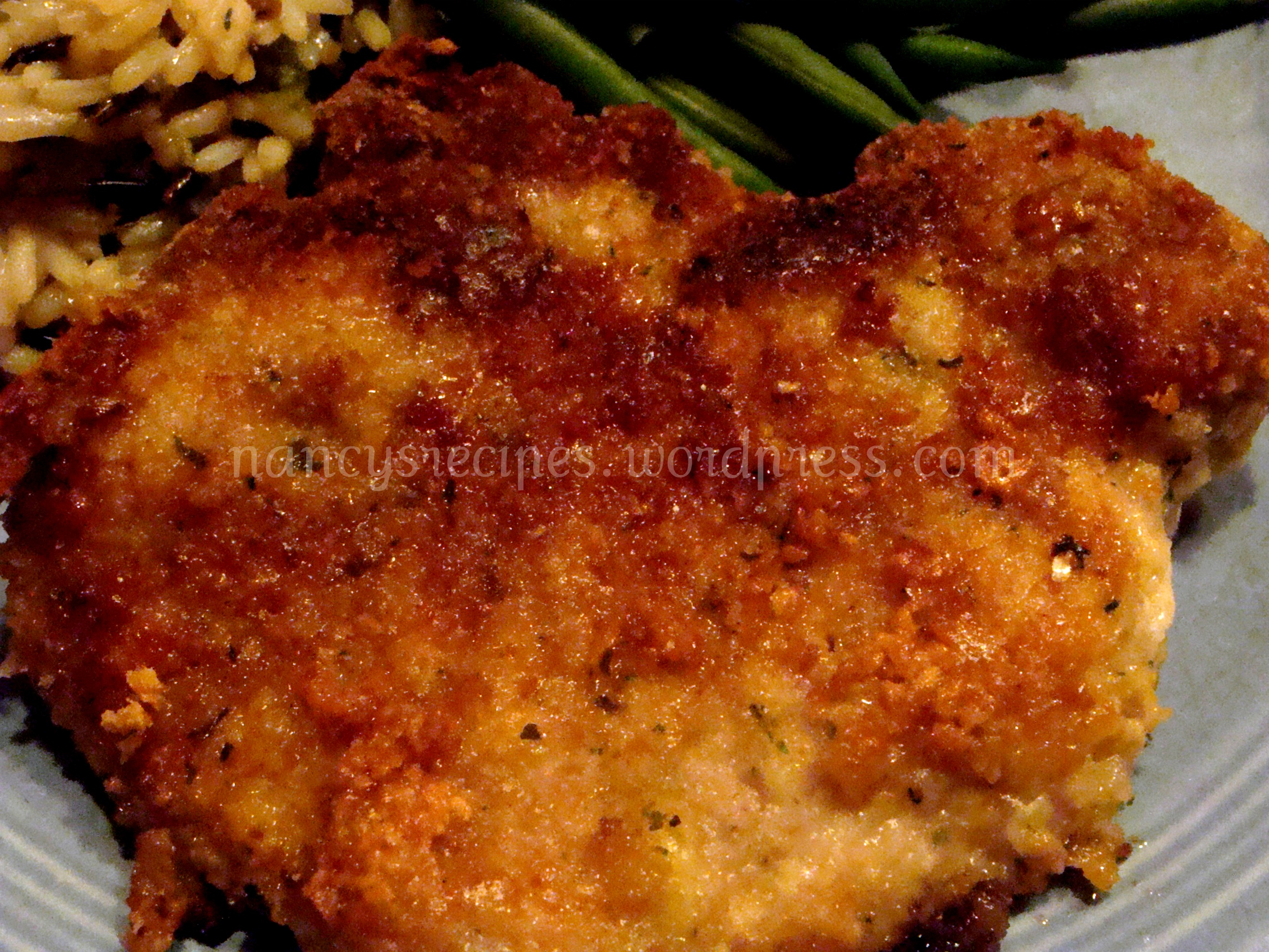 Breaded Pork Chops Recipe — Dishmaps
