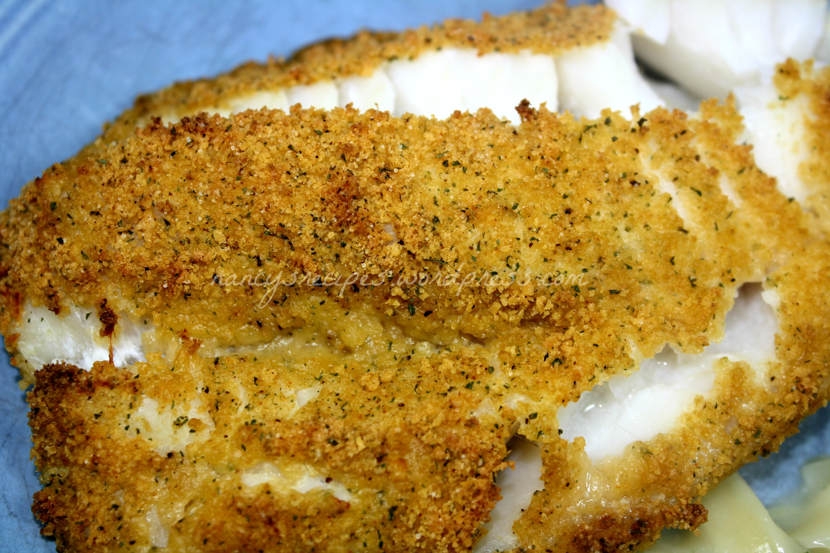 Barbecued baked fish from simple shortcut recipes a for How to bake cod fish in the oven