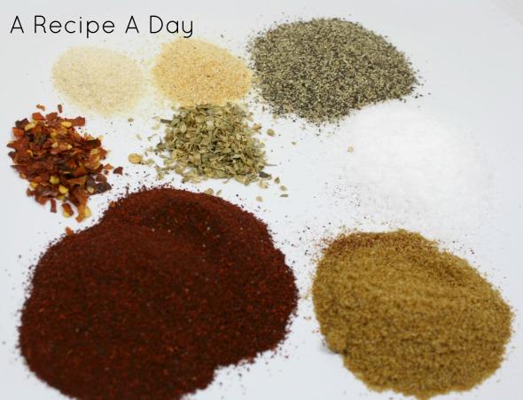 A Taco Spice 1