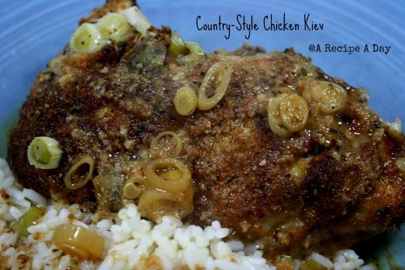 Country Style Chicken Kiev