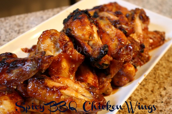BBQ Wings 1