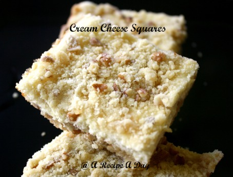 Cream Cheese Squares 1