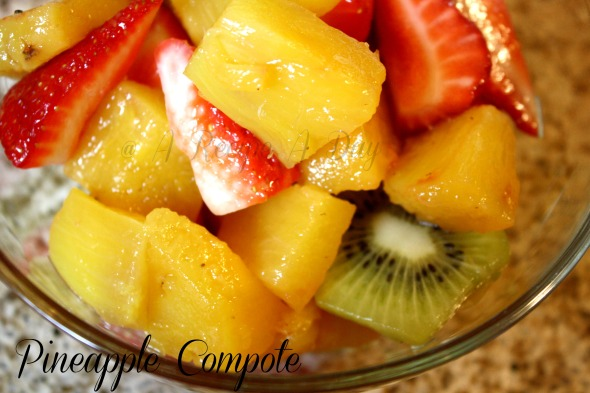 Pineapple Compote 1
