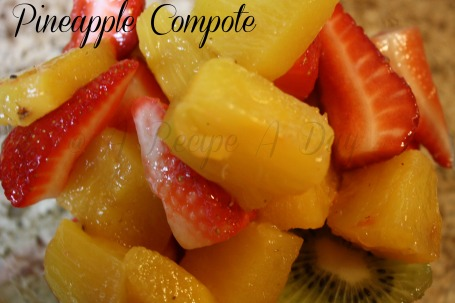 Pineapple Compote 2