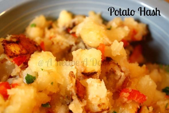 Potato Hash 1
