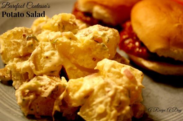 Barefoot Contessa's Potato Salad