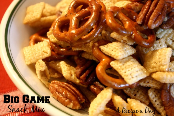 Big Game Snack Mix