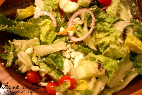 Greek Salad 2
