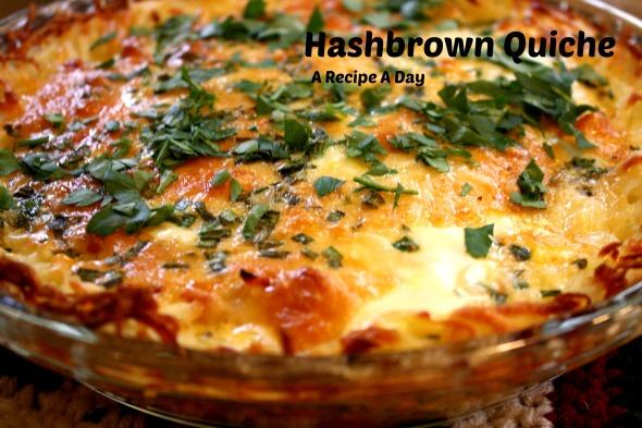 Hashbrown Quiche 1