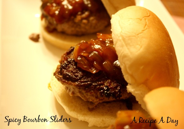 Spicy Bourbon Sliders 2