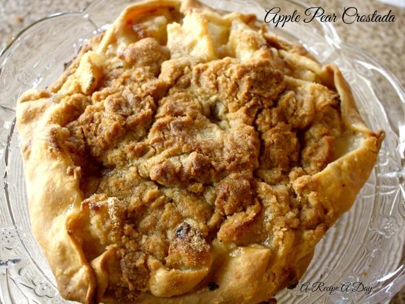 Apple Pear Crostada 2