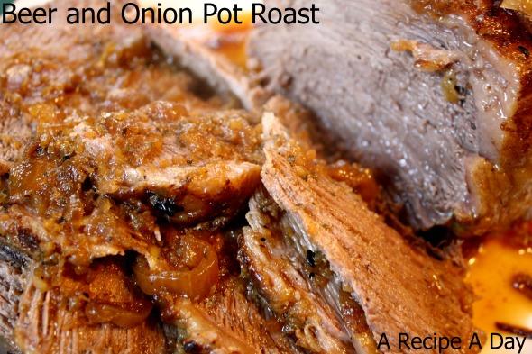 Beer adn Onion Pot Roast