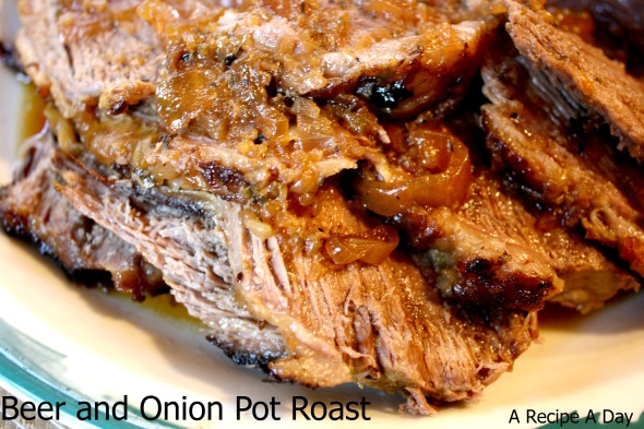 Beer and Onion Pot Roast 2