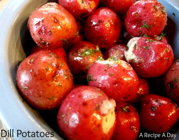 Dill Potatoes