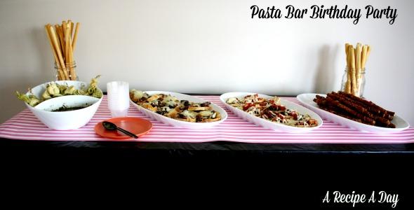 Pasta Bar 1