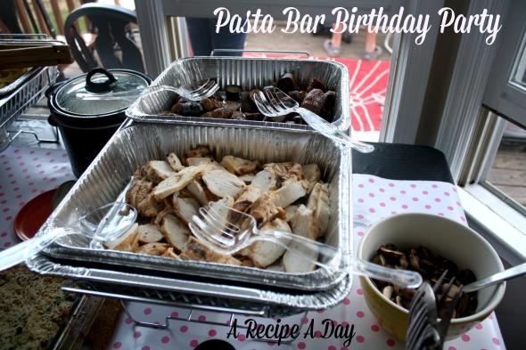 Pasta Bar 3
