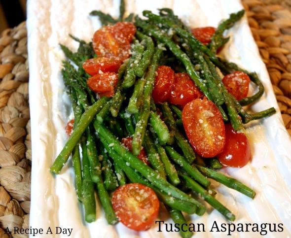 Tuscan Asparagus